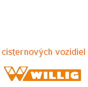 Predaj a servis cisternových vozidiel WILLIG