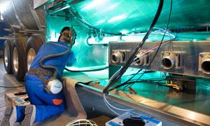 Servis cisternových vozidiel